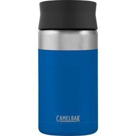 CamelBak Hot Cap Bouteille isotherme en inox 300ml, cobalt
